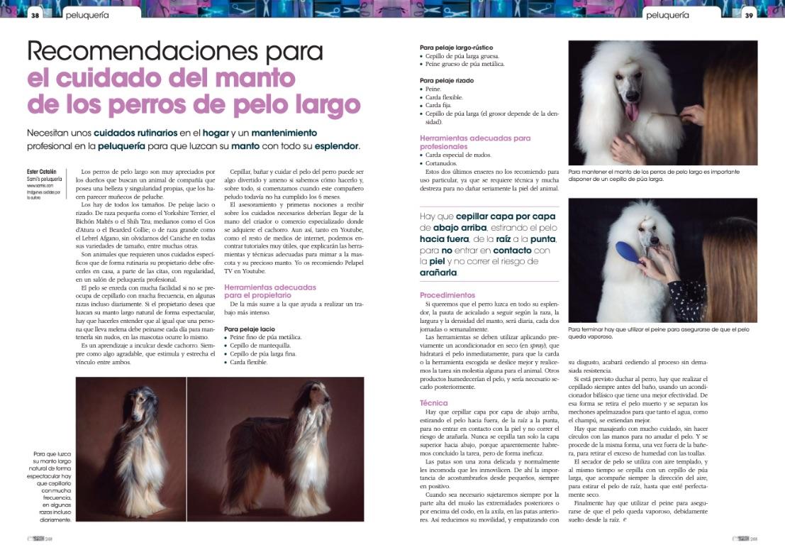 Publicación en Revista EspeciesPRO
